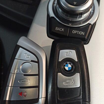 BMW F31 программирование дополнительного ключа